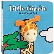 Little Giraffe: Finger Puppet Book (Little Finger Puppet Board Books)