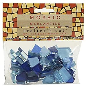 Amazon Com Mosaic Mercantile Crafter S Cut Solid Mosaic