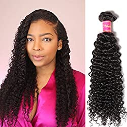 Nadula 7A Wholesale Malaysian Curly Hair Weave 1 Bundle 100% Unprocessed Malaysian Virgin Human Hair Extensions Natural Color 100+/-5/pc (10inch)