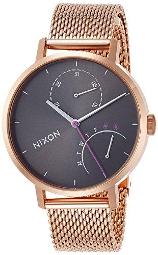 [ニクソン]NIXON CLUTCH: ALL ROSE GOLD/GRAY NA11662618-00