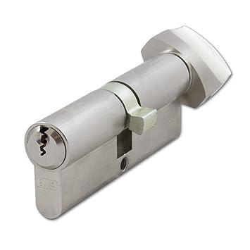 EVVA EPS KDZ K&T Euro Cylinder: Amazon co uk: DIY & Tools