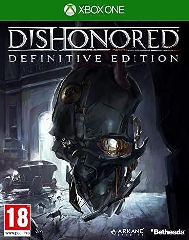Xbox One - Dishonored Definitive Edition - [PAL UK - MULTILANGUAGE]