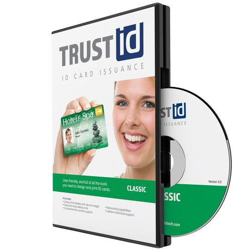 Magicard Trust ID Card Software – Classic (Classic) by Magicard