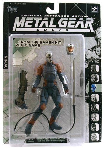 Metal Gear Solid Ninja Action (Mcfarlane Metal Gear)