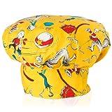 Dr. Seuss Cat Antics Kid Chef's Hat