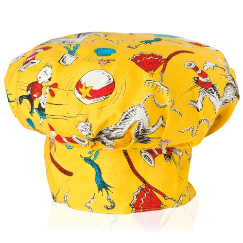 Dr. Seuss Cat Antics Kid Chef's Hat by Dr. Suess in the Kitchen