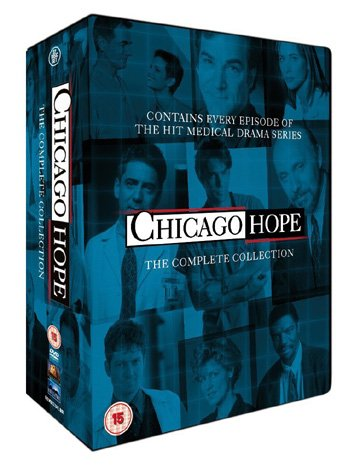 Chicago Hope (Complete Collection) - 37-Dvd Box Set ( Chicago Hope (141 Episodes) ) [ Non-Usa Format, Pal, Reg.2 Import - United Kingdom ]