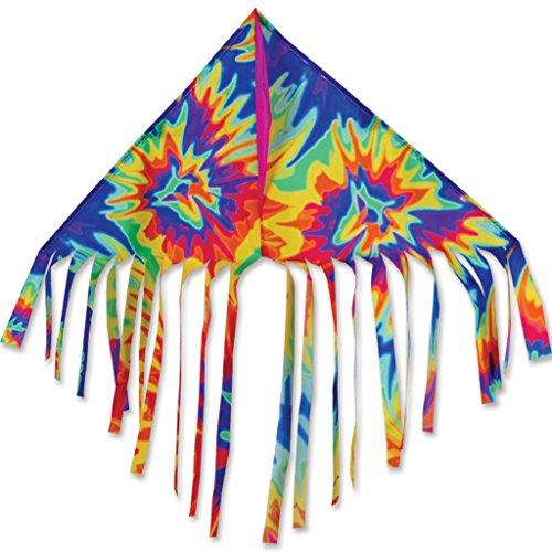 Fringe Delta - Tie Dye