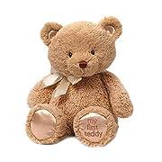 Baby GUND My First Teddy Bear Stuffed Animal Plush, Tan, 15