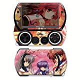 Clannad Design Decorative Protector Skin Decal Sticker for Sony PSP Go