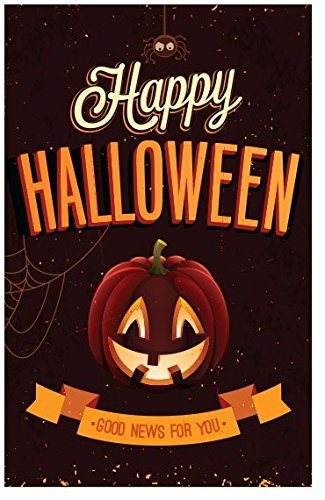 Happy Halloween (Packet of 100, NKJV) -