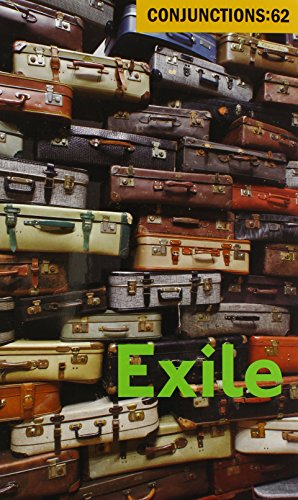 book cover of Conjunctions 62 - Exile