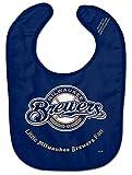 WinCraft MLB Milwaukee Brewers WCRA2004814 All Pro Baby Bib