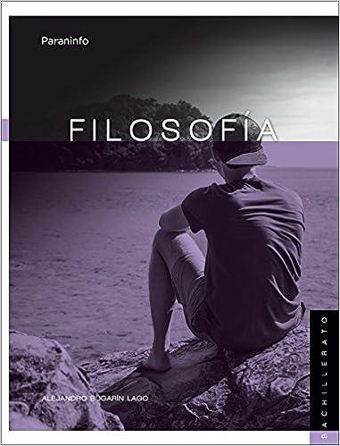 Book's Cover of Filosofía. 1º Bachillerato LOMCE (Español) Tapa blanda – 2 abril 2018