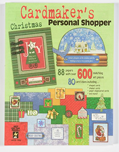 Paper Wishes 850 Piece Christmas Card Making Kit Paper Craft Cards Christmas