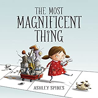 Book Cover: The Most Magnificent Thing