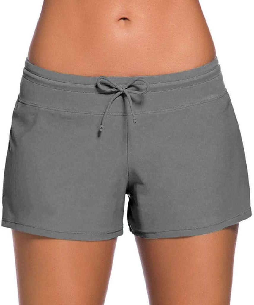 HINK Traje de ba/ño para Mujer Shorts de ba/ño para Mujer Shorts de ba/ño Tankini Shorts de ba/ño de Talla Grande Short de ba/ño Trajes de ba/ño para Mujer Ofertas