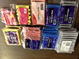 Lot of 20 Dozen Assorted Small and Large Perm Rods