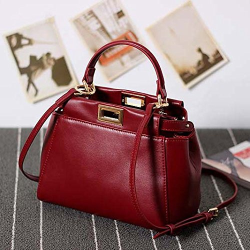 Claret Guangming77 Rosa Bag Mini Colore YzqXwU