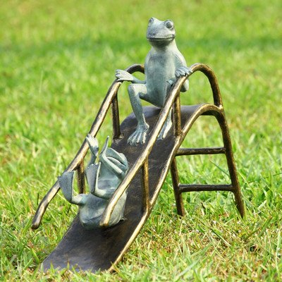 SPI Home 33789 Sliding Frogs Garden