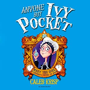 Anyone but Ivy Pocket Audiobook