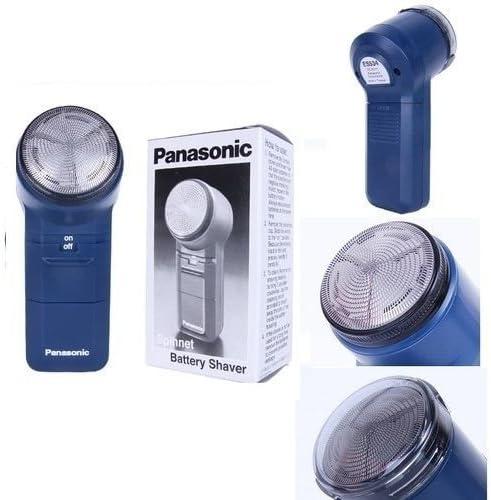 Panasonic ES-534 Máquina de Afeitar de rotación Azul - Afeitadora ...