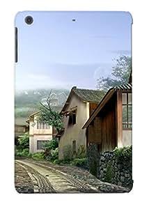 Fashion Protective Street In The Village Case Cover Design For Ipad Mini/mini 2 by icecream design