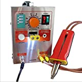 iMeshbean 2 in 1 1.9kw Pulse Spot Welder 709A Battery Welding Soldering Machine 60A USA
