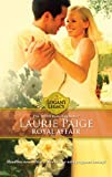 Royal Affair by Laurie Paige front cover