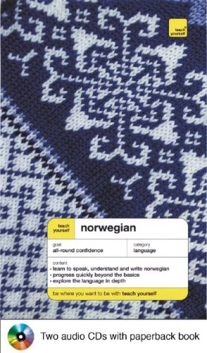 Teach Yourself Norwegian Complete Course Package (Book + 2 CDs) (TY: Complete Courses)