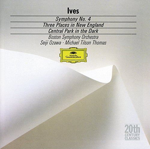 Ives: Symphony No. 4 / Three Places in New England / Central Park in the - Place Park Stores