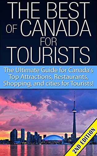 The Best of Canada for Tourists 2nd Edition: The Ultimate Guide for Canada's Top Attractions, Restaurants, Shopping, and cities for Tourists! ((Canada, ... Shopping Malls, Shopping, - Vancouver Mall In