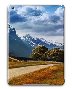 New Zealand Summer Landscape Custom Apple iPad Air/ iPad 5th Generation Case Cover ¨C Polycarbonate