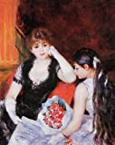 Pierre Auguste Renoir At The Concert Aka Box At The Opera 30x38 [Kitchen]