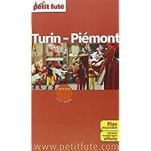 TURIN, PIÉMONT 2014-2015 + PLAN DE VILLE