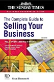 img - for Complete Guide to Selling Your Business (Business Enterprise Series) book / textbook / text book