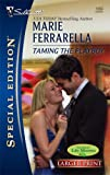 Taming the Playboy, Marie Ferrarella, 0373281048