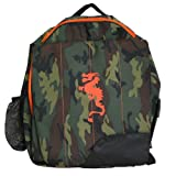 Diaper Dude Little Dude Backpack, Camo Dragon, Bags Central