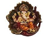 Sunny Corps Ganesha Gift Statue Idol Showpiece Sculpture Murti Lxhxw(Cm) = 12.5X13X7