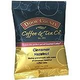Door County Coffee, Cinnamon Hazelnut, Ground, 1.5oz Full-Pot Bag