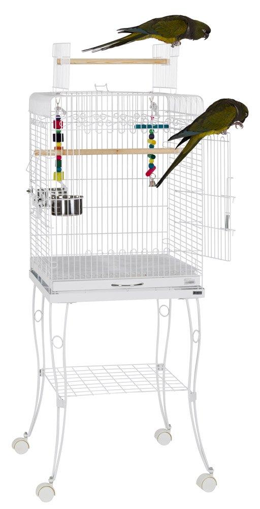 Liberta Gama Papageienkäfig, 145x 51x 51cm, klein