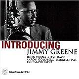 Introducing Jimmy Greene