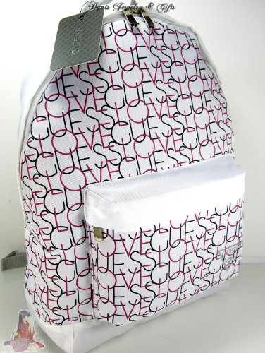 Guess Backpack Laptop Computer School