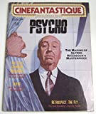 img - for Cinefantastique (October, 1986, Volume 16, No. 4-5, The Making of Alfred Hitchcock's Psycho Double Issue) book / textbook / text book