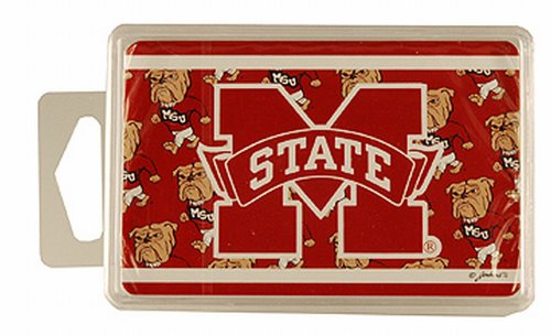 NCAA Mississippi State Bulldogs Playing Cards (Bulldogs Cards Playing)