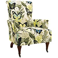 Linon Junnell Arm Chair