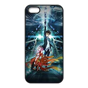 iPhone 4 4s Cell Phone Case Covers Black Guilty Crown Characters T4380730