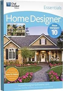 Chief Architect Home Designer Essentials 10