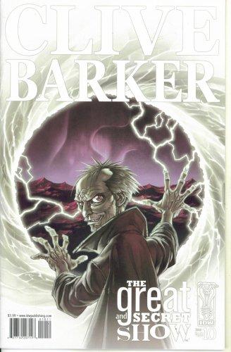 Clive Barker's Great and Secret Show #10 : Souls at Zero (IDW Comics) PDF