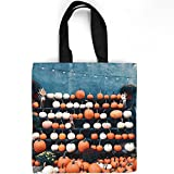 jack and the bean pie - Westlake Art - Pumpkin Squash - Tote Bag - Picture Photography Shopping Gym Work - 16x16 Inch (D41D8)